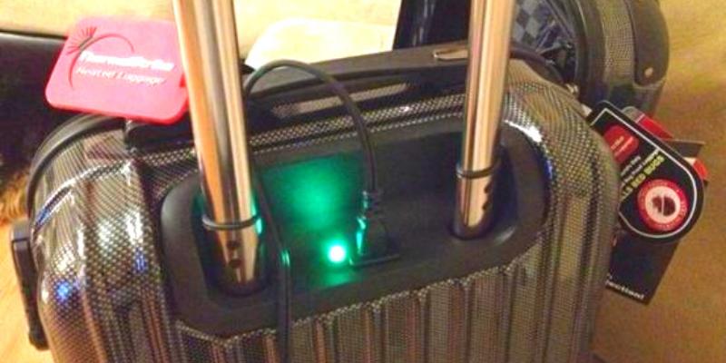 bagage thermique anti punaises de lit