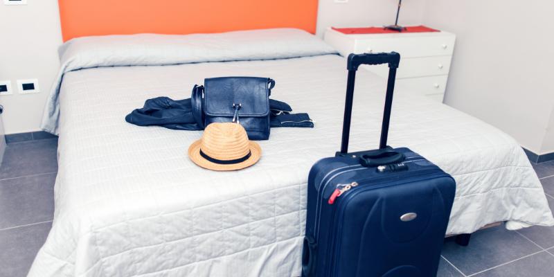 transporter des punaises de lit dans les bagages